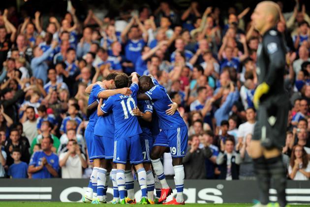 Chelsea vs. Aston Villa: Live Score, Highlights, Recap