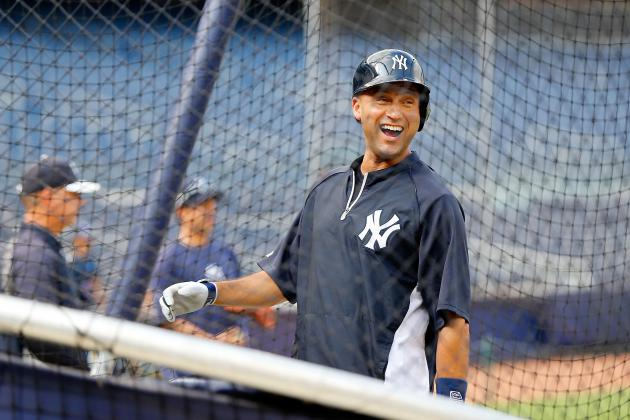 Is Derek Jeter the Final Piece to Yankees Pulling Off Late-Season Surge?