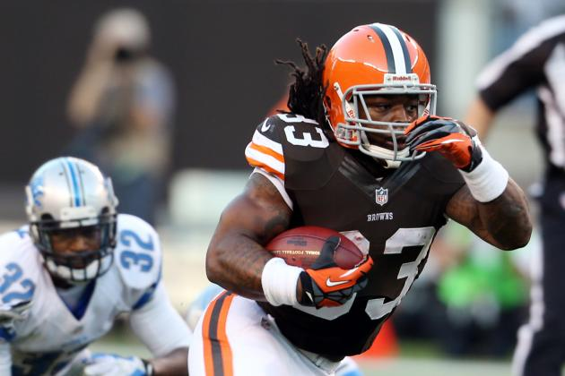 Taking a Closer Look at the Cleveland Browns' Backfield