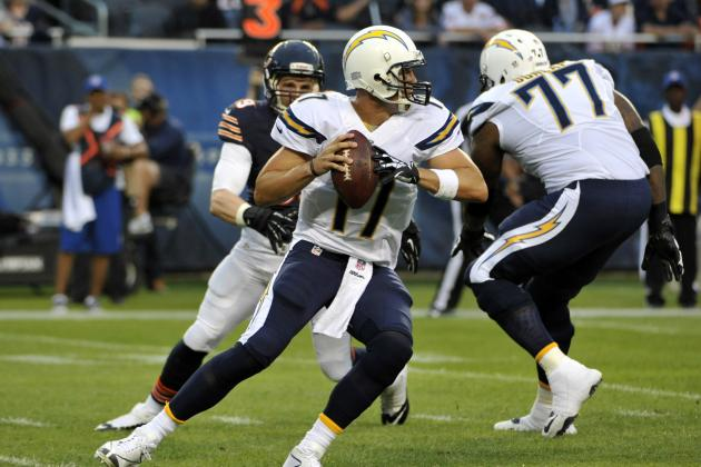 San Diego Chargers' Biggest Preseason Disappointments so Far