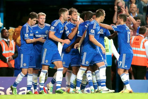 Chelsea vs. Aston Villa: Score, Grades and Post-Match Reaction