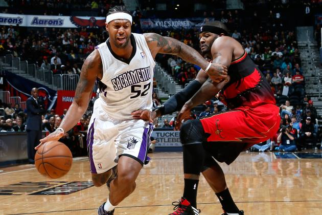 Why the San Antonio Spurs Should Sign James Johnson