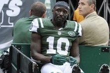 Santonio Holmes on Looking Better: Looks Can Be Deceiving