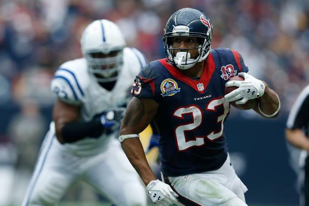 Arian Foster's Health Is Key to Houston Texans' Super Bowl Chances in 2013