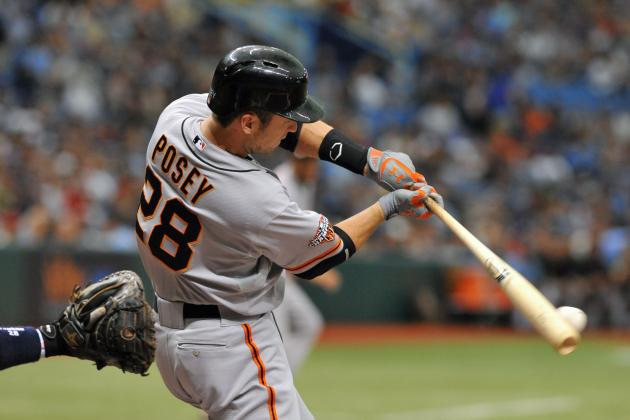 Could Buster Posey Develop into an Elite MLB Third Baseman?