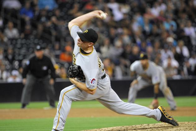 Trading Joel Hanrahan for Mark Melancon: Who Got the Better Closer Last Year?