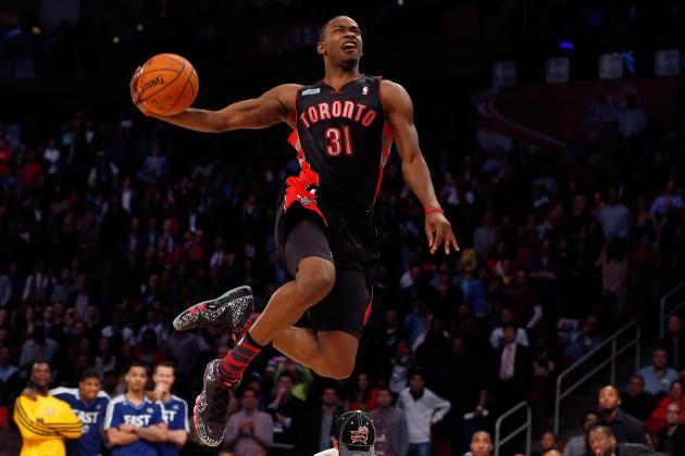 Toronto Raptors Coach Dwane Casey Calls Terrence Ross Best Athlete in the NBA