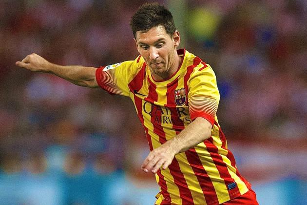 Lionel Messi Injury: Update on Barcelona Star's Thigh, Potential Return Date