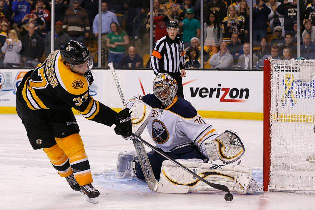 Why the Buffalo Sabres-Boston Bruins Rivalry Is Amongst NHL's Best