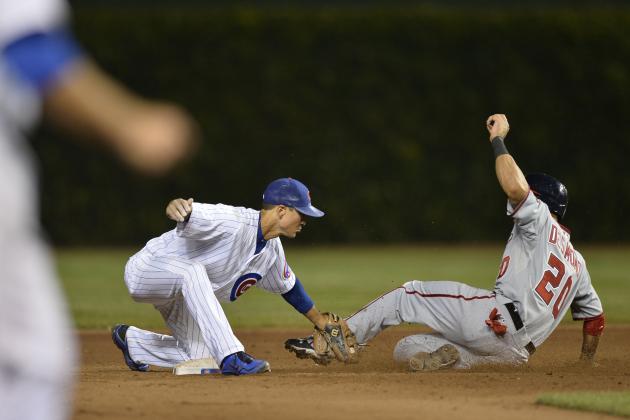 MLB Gamecast: Nationals vs Cubs