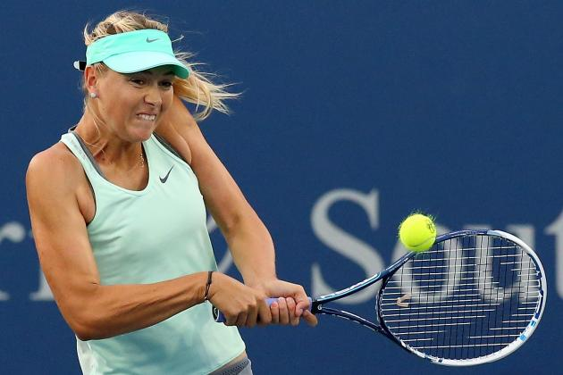Maria Sharapova Injury: Update on Star's Shoulder After US Open Withdrawal