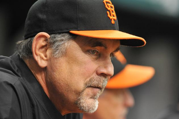 "Bochy: ""I Do Think We Drifted Mentally, and That Shouldn't Happen."""