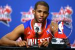 Chris Paul Elected NBPA President