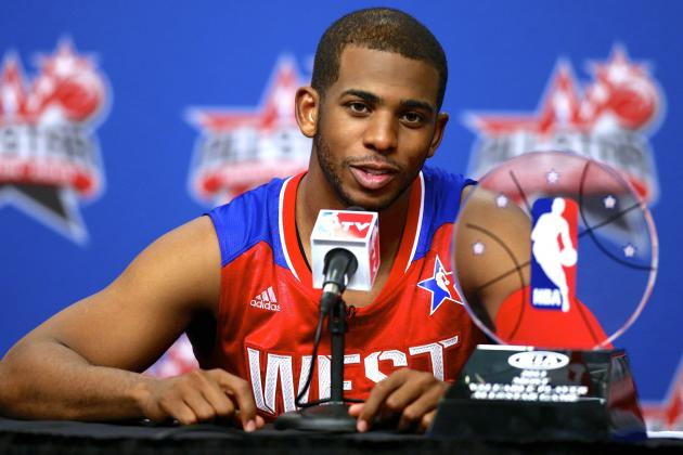 Chris Paul Elected President of National Basketball Players Association