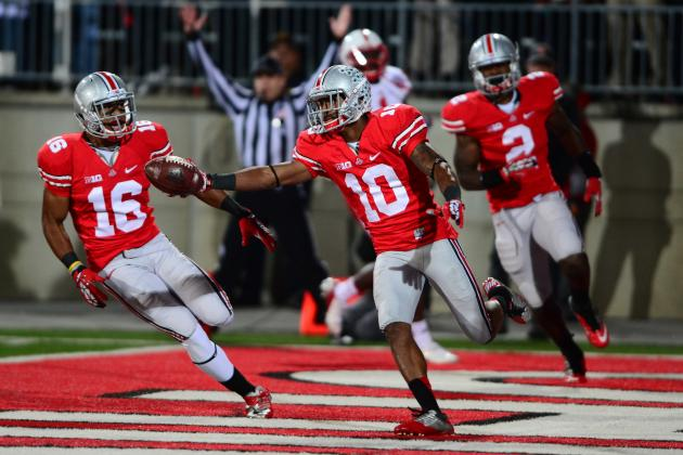 Ohio State Football: Offensive Stars Who Will Turn Heads in 2013