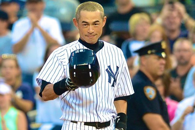 How Many Hits Would Ichiro Have Had If His Entire Career Were in MLB?