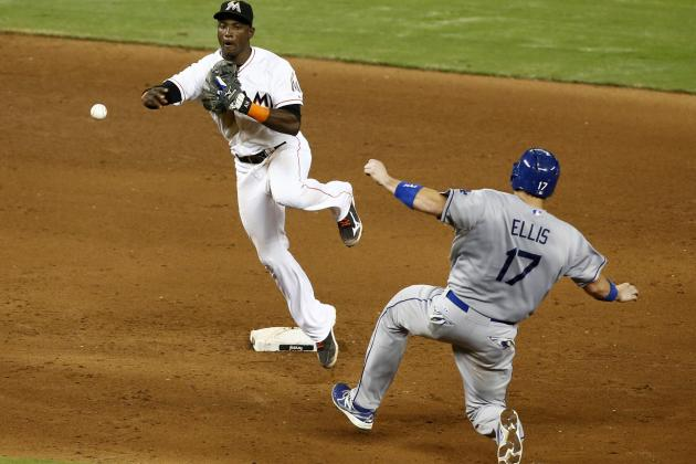 Dodgers 4, Marlins 1