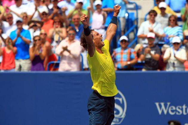 Rafael Nadal Is Far from a Lock to Win US Open