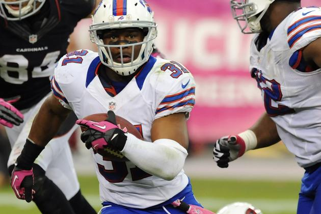 Report: Byrd Would Be Open to Being Traded by Bills