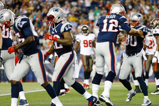 New England Patriots: Team Will Have One of League's Better Offenses