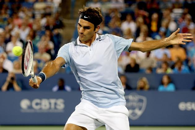 Roger Federer Will Put Wimbledon Struggles Behind Him at US Open