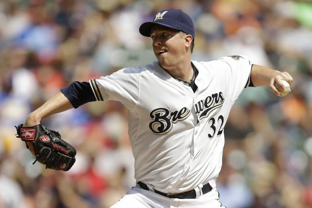 Brewers Scorched in Daylight Again