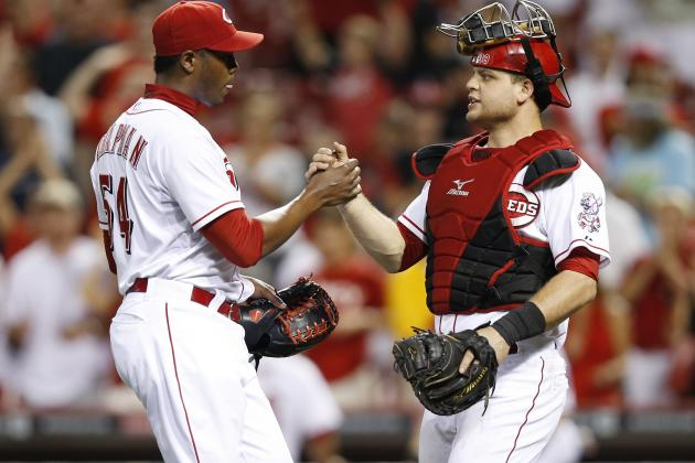 Choo Tallies Four Hits + Chapman Records Six Outs = Reds Win, 10-7