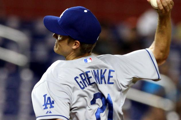 Greinke Moving Closer to Co-Ace Status