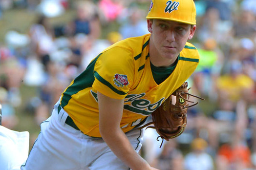 Grant Holman Posts Grand Slam, 3-Run HR and No-Hitter in Epic LLWS Tear