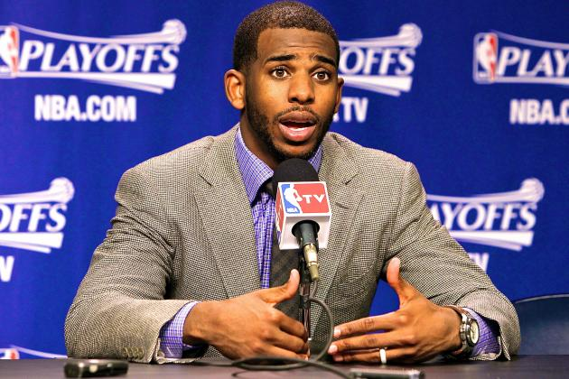 Why Chris Paul Is the Perfect Choice to Represent New Era of NBPA as President