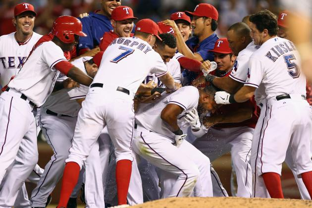 Rapid Reaction: Rangers 5, Astros 4