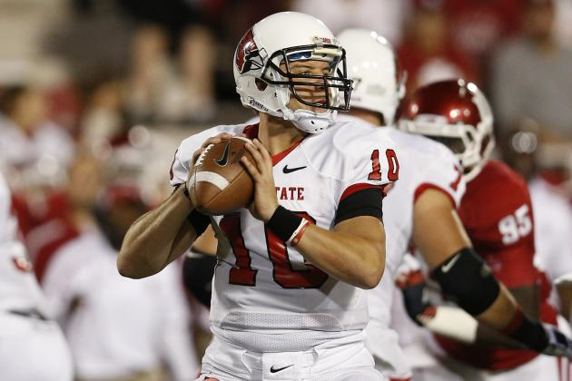 Ball State Football: Keith Wenning and the Cardinals Looking to Make a Name