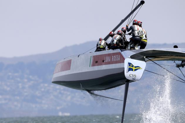 America's Cup Falls Short of Economic Expectations