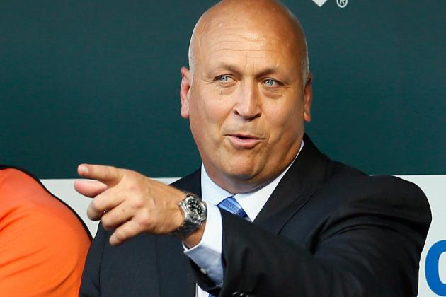 Cal Ripken Jr. Is Having Thoughts About Managing
