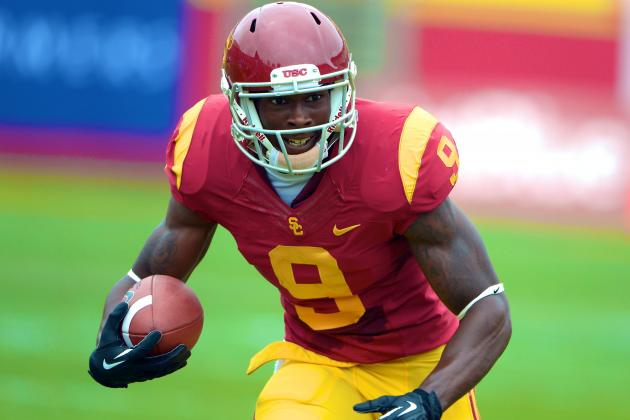 Marqise Lee Says USC Not Naming Starting Quarterback is 'Crazy'