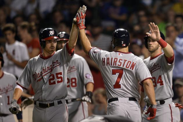 Nationals Squander 6-1 Lead But Rally for Win