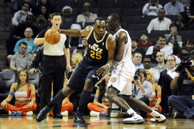 Breaking Down Charlotte Bobcats' Center Position