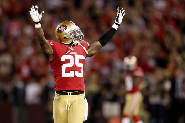 Meet Tarell Brown, the NFL's Best Cornerback You Don't Know About