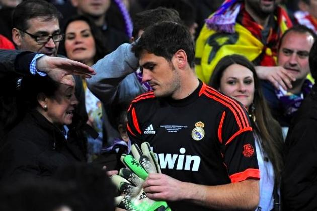 Why Bernabeu Legend Iker Casillas Will Never Leave Real Madrid for Barcelona