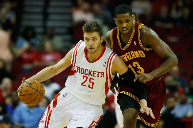 Why Chandler Parsons Is Biggest Key to Houston Rockets Reaching Potential