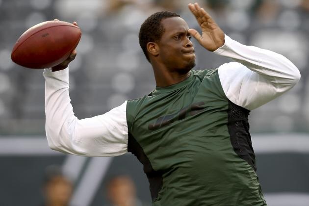 "Rex Ryan Praises Geno Smith's ""Great"" Practice"