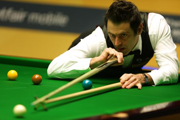 Paul Hunter Classic 2013: Ronnie O'Sullivan Among Early Favourites to Win Title