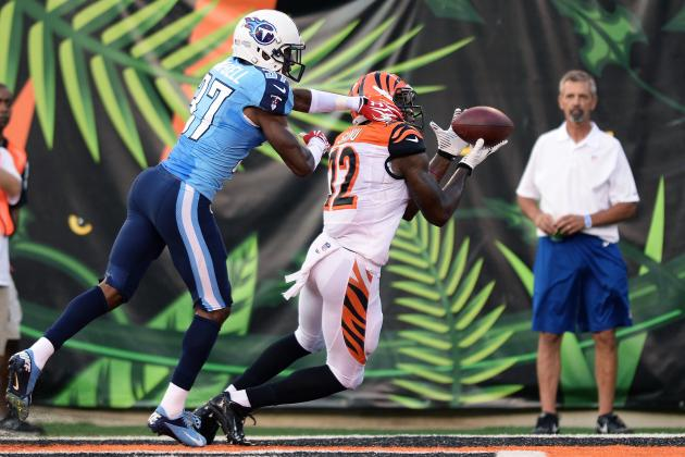 Tennessee Titans' Biggest Preseason Disappointments so Far