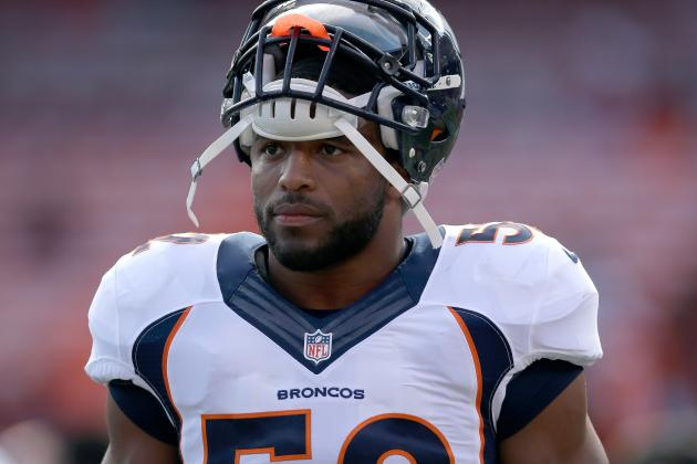 Woodyard Again Mr. Fix-It for Broncos