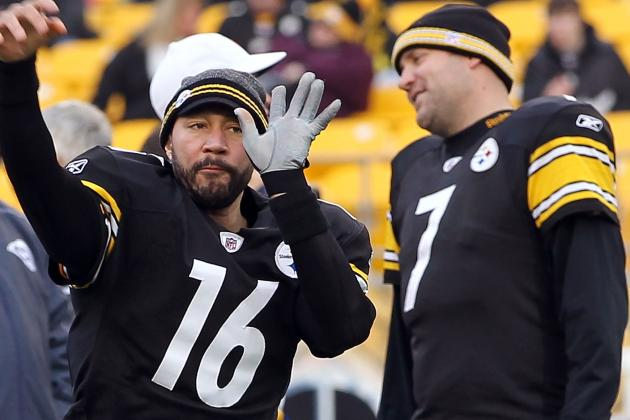 Charlie Batch Claims Steelers Revoked Ben Roethlisberger's License