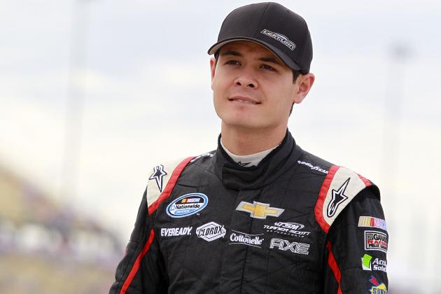 Is Kyle Larson Ready to Make the Jump to the Sprint Cup Series?