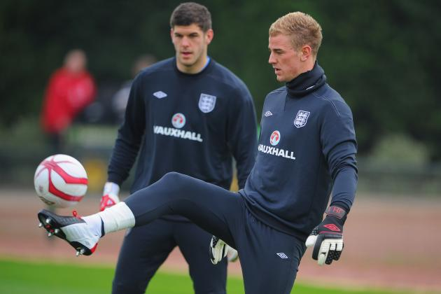 Ranking Celtic's Fraser Forster Against Man City's Joe Hart