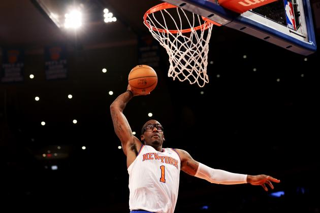 Amar'e Stoudemire: Why He Will Have a Successful 2013-14 Season for the Knicks