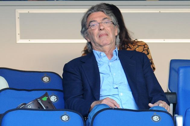 Serie A: How Massimo Moratti's Sale of Inter Milan Will Impact Walter Mazza Team