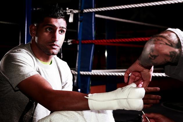 Amir Khan vs. Devon Alexander IBF Title Bout a Natural-Born Snoozefest